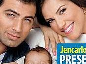 Jencarlos Canela Gaby Espino presentan bebé