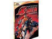 Este llega cómic animado Astonishing X-Men: Dangerous