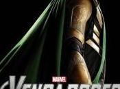 Hiddleston, Whedon, Hemsworth hablan relación vestuario Loki Thor Vengadores