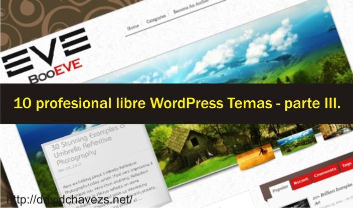 345+ extraordinarios temas WordPress para tu propia colección ...