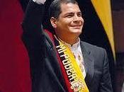 Carta enviada Correa colombiano, Juan Manuel Santos, sobre decisión acudir Cumbre Américas, Cuba.