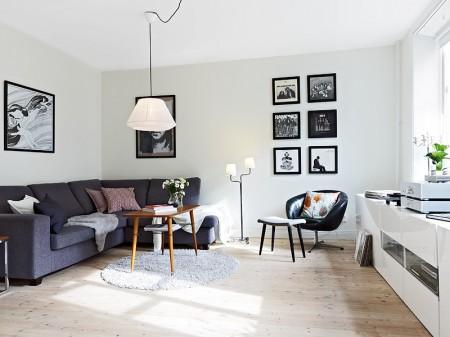 Mueble bajo en el sal n paperblog - Muebles bajos de salon ...