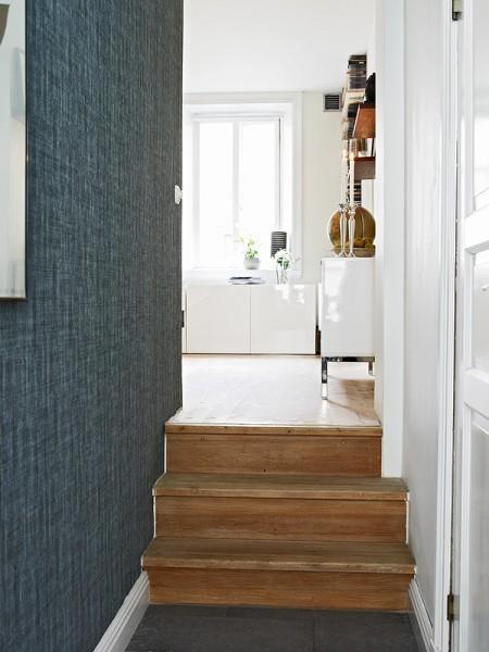 Mueble bajo en el sal n paperblog for Mueble bajo salon blanco