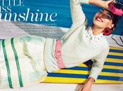 "Vintage Room: ""Little Miss Sunshine"" Vogue March 2012"