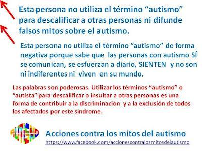 Definición de autismo