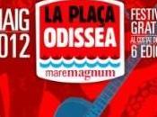 Conciertos: Depósito Legal Festival Plaça Odissea Maremagnum 2012