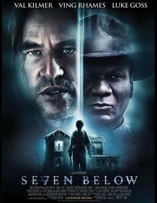 Cartel y tráiler de 'Seven Below'-Otra de fantasmas-