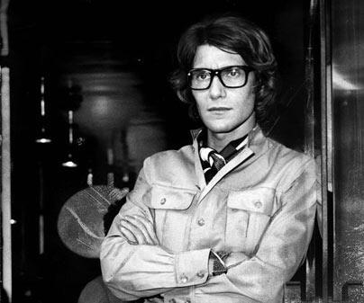 Conoce a... Yves Saint-Laurent