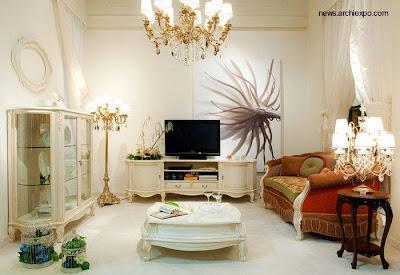 Sala de estar estilo provenzal paperblog for Sala de estar estilo mediterraneo