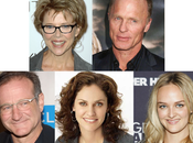 Annette Bening, Harris, Robin Williams Look Love
