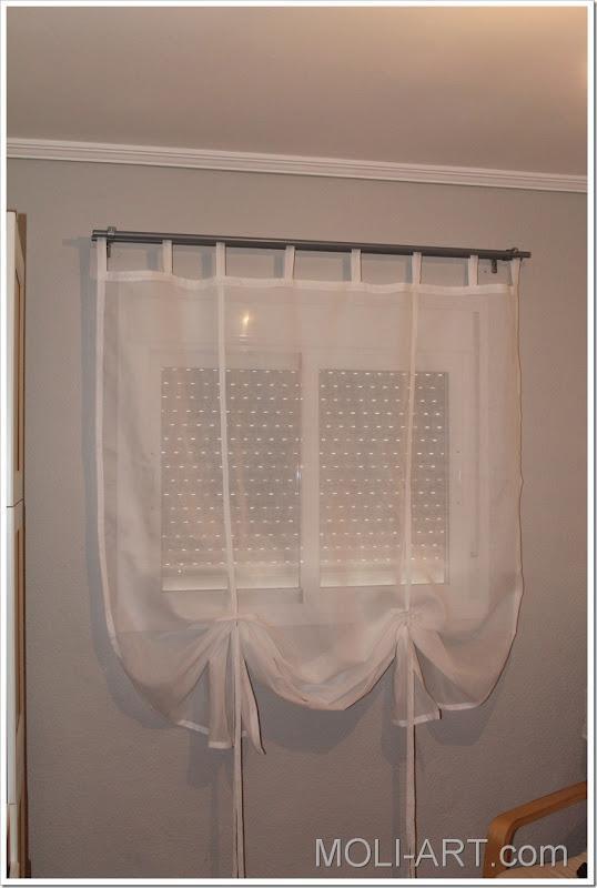 Cortinas para cocina como hacer cortinas decoracin caroldoey - Lazos para cortinas ...