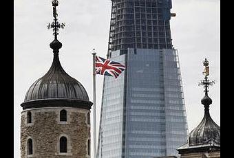 londres tendr el edificio ms alto de europa u el universal u destinos torre shard por renzo piano paperblog