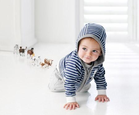 Chicco, moda primavera verano para bebé