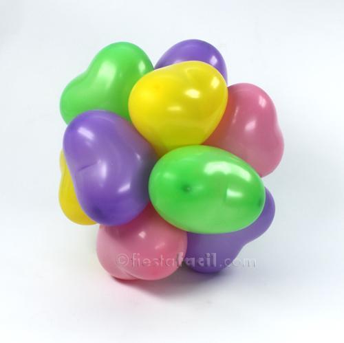 Día de la Madre: fotos de decoración con globos (9/20