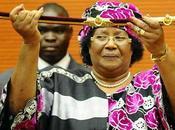 Joyce Banda, primera presidenta Malawi