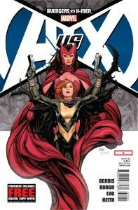 "Axel in Charge: Dentro de ""AvX"" #0"