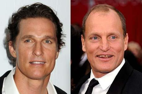 Matthew McConaughey y Woody Harrelson protagonizarán una serie detectivesca