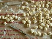 Ñoquis ricota queso salsa espinacas