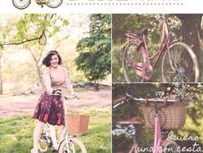 Life like riding bicycle...