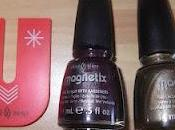 esmaltes magneticos China Glaze