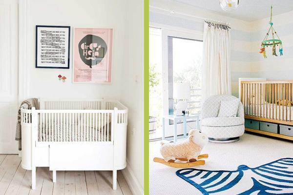 Habitaciones para beb s paperblog for Habitaciones decoradas para ninas
