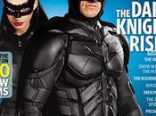 TDKR, Batman Catwoman portada