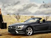 Fashion&Art;: Lara Stone para Mercedes Benz