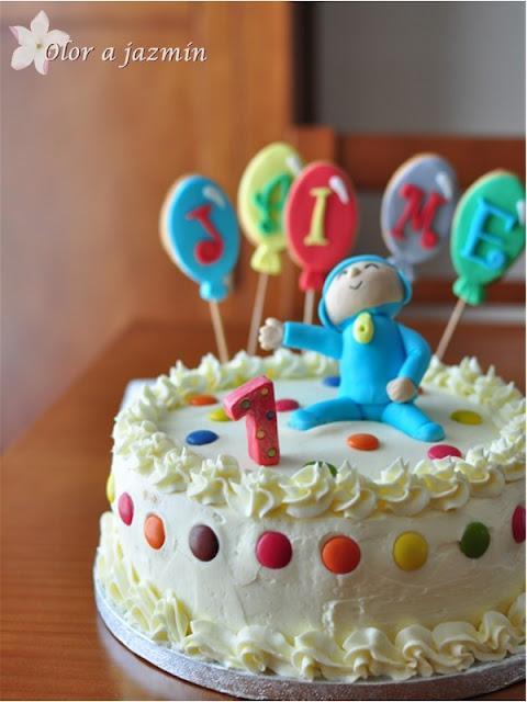 tartas infantiles cumplea os caseras imagui