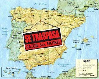 Españistan o la burbuja mundial ?