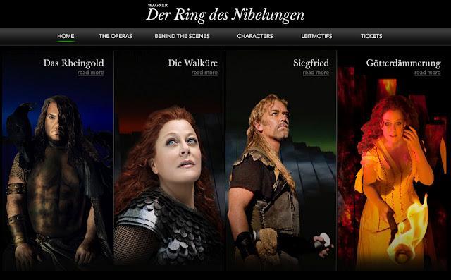 Robert Lepage Der Ring Des Nibelungen