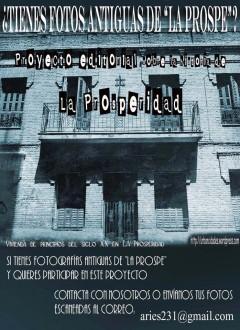 ¿Tienes fotos antiguas del barrio de la Prosperidad de Madrid? (II)