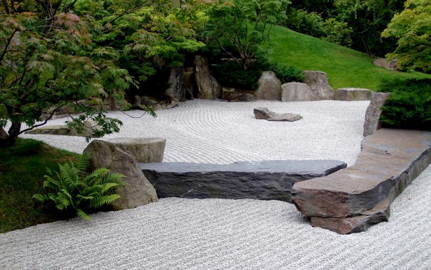 imagens jardins modernos : imagens jardins modernos:98 jardin japon moderno Jardines de diseño en Japon