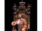 """""""Teco sto"""" ballo maschera Pavarotti"""