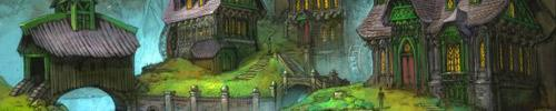 Reckoning world Kingdom of Amalur: Reckoning   Loom of fate