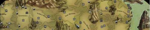 Reckoning map Kingdom of Amalur: Reckoning   Loom of fate