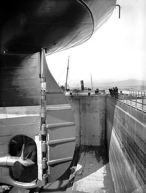 A 101 a os de la trajedia del titanic megapost taringa - Construccion del titanic ...