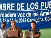 """Cumbre Pueblos verdadera Américas"""""""