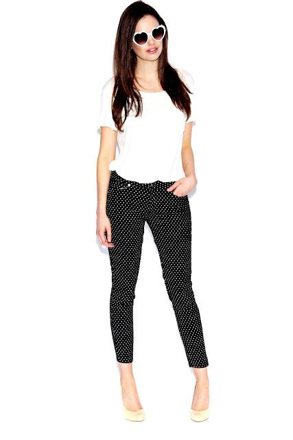 Printed pants: Trend report