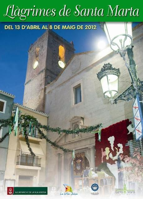 Villajoyosa. Festa de de les Llàgrimes de Santa Marta 2012