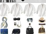 clásico todos tiempos: camisa blanca
