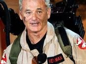 Bill Murray descartado Cazafantasmas