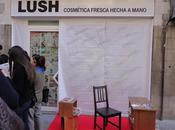 Inauguración tienda Lush Palma Mallorca