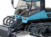 Papercraf Snowcat tractor orugas quitanieves