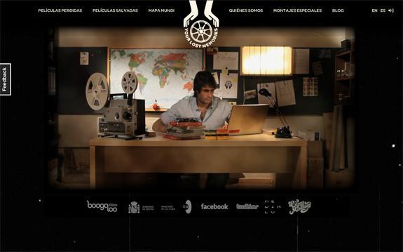 Your lost memories el proyecto m s especial del cine for Oficina objetos perdidos barcelona