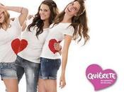 'Quiérete' CYZONE Campaña prevención contra bulimia anorexia