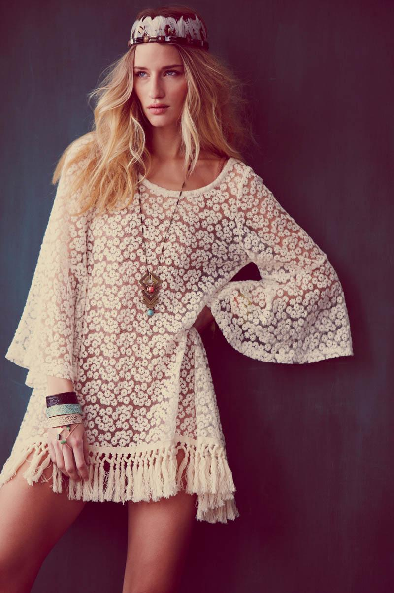 Moda Hippie Chic Free People Fashion Paperblog
