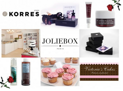 Evento con JOLIEBOX gratis