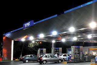 El viacrucis de REPSOL YPF en Argentina