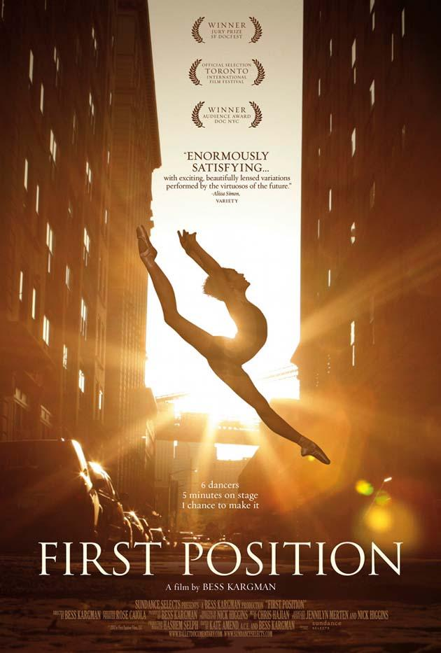 FIRST POSITION _ DOCUMENTAL SOBRE EL BALLET