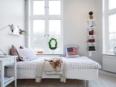 Estilo n rdico paperblog - Habitaciones nordicas ...
